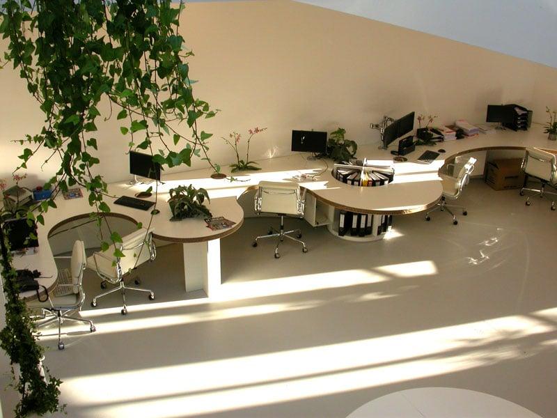 Kantoorvloer Amsterdam - Vloercoating HQ
